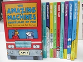 【書寶二手書T4/兒童文學_KJ7】The Amazing Machines-Truckload of Fun…_Mitton, Tony/ Parker, Ant (ILT)