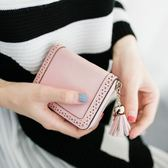 卡包 梨花娃娃卡包女式韓國可愛個性迷你小巧大容量信用卡證件位卡片包 芭蕾朵朵