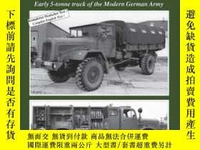 二手書博民逛書店Tanko罕見5019 Mercedes-Benz LG 315 (Slight damage)-Tanko 50