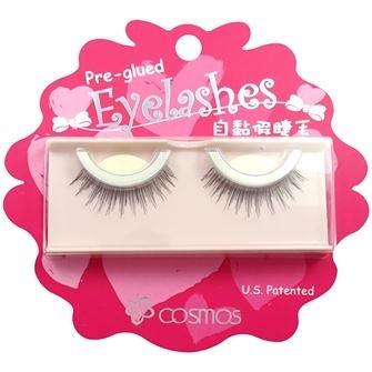 COSMOS自黏假睫毛 *SW-007(1對入)* 大眼娃娃假睫毛專賣店 近千種假睫毛品牌及款式