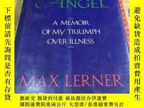 二手書博民逛書店WRESTLING罕見WITH THE ANGEL :A MEM