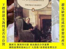 二手書博民逛書店the罕見mayor of casterbridge《卡斯特橋市長》Y312059 Thomas Hardy