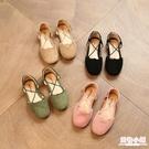 女童鞋2020春秋款韓版女童半涼鞋女寶寶公主鞋兒童皮鞋小女孩鞋子 店慶降價