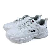 FILA 休閒運動鞋 男鞋 白色 1-J907U-113 no104