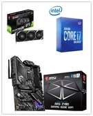 (C+M+V)Intel i7-10700K【8核/16緒】+ 微星 MPG Z490 GAMING EDGE WIFI 主機板 + 微星 RTX3080 VENTUS 3X 10 OC