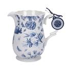 英國Portmeirion-Botanic Blue 淡雅植物藍系列-1.5L牛奶水罐