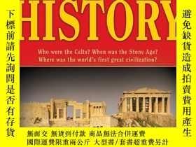 二手書博民逛書店History罕見(Tell Me About.(School
