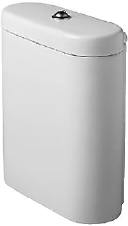 【麗室衛浴】德國  DURAVIT FOSTER 017609馬桶專用水箱蓋 A-226