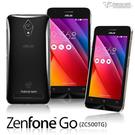 【默肯國際】Metal-Slim ASUS ZenFone Go (ZC500TG) 防刮透明晶透保護殼  GO