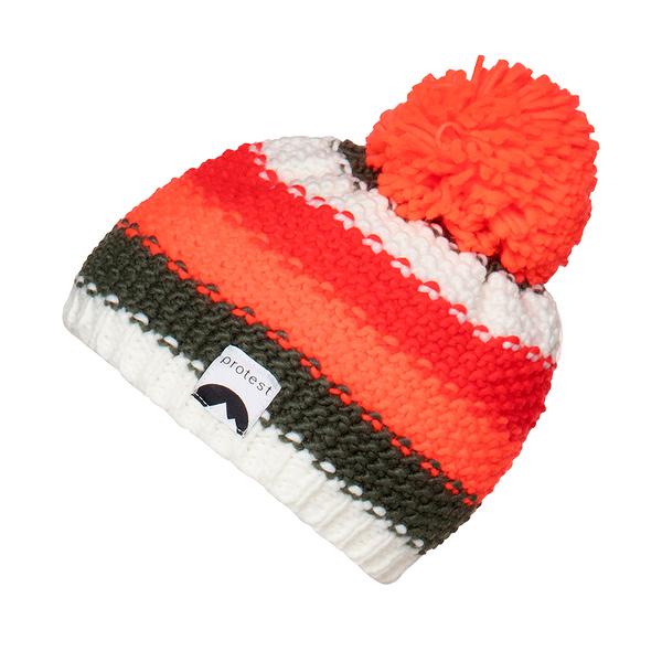 PROTEST 保暖毛帽 (紅石榴) CRAVE BEANIE