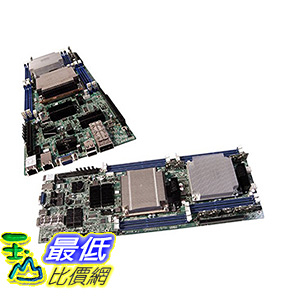 [106美國直購] INTEL HNS2600JFQ Dual LGA2011 Server Board S2600JF