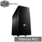 【免運費】CoolerMaster Silencio 452 靜音機殼  ATX  / SIL-452-KKN1