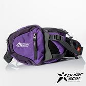 【PolarStar】健行水壺腰包『紫』P20806 露營.戶外.旅遊.自助旅行.多隔間.腰包.休閒包.側背包