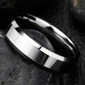 戒指 戒指男個性鎢金食指單身指環男士尾戒子黑色日韓潮人學生飾品刻字 莎瓦迪卡