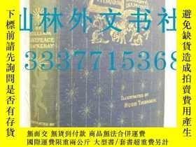 二手書博民逛書店【罕見】1902年 THACKERAY - Samuel Tit