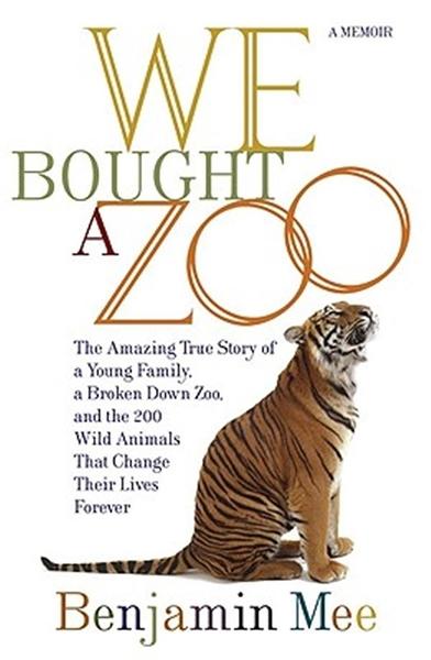 (二手書)We Bought a Zoo: The Amazing True Story of a Young Family、a Brok..