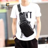 街頭韓版胸包休閒腰包潮包 運動單肩包 背包後背包斜跨包 街頭潮人