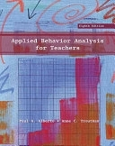 二手書博民逛書店 《Applied Behavior Analysis for Teachers》 R2Y ISBN:9780131592896│Prentice Hall