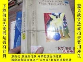 二手書博民逛書店plays罕見for the theatre a drama a