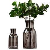 伊人閣 大號 花瓶 擺件 玻璃花瓶 透明 花瓶 水培 擺件 現代 插花瓶