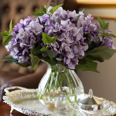 模擬花假花 套裝 花藝 客廳餐桌 裝飾花 花瓶 -bri010039