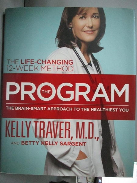 【書寶二手書T5/餐飲_E8K】The Program: The Brain-Smart Approach to the