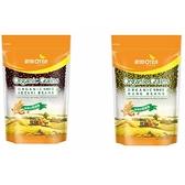 (3包特惠) 歐特 有機紅豆/有機綠豆 480g/包 可混搭