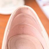 隱形後跟硅膠防磨貼 防滑 止滑 鞋墊 磨腳 柔軟 舒適 黏貼 保健 磨擦 【F044】◄ 生活家精品 ►
