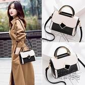 手提包 今年流行女士小包包女夏小眾新款時尚百搭爆款單肩手提斜背包 衣櫥秘密
