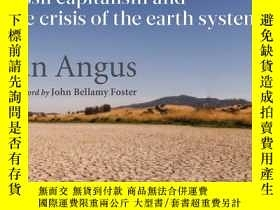 二手書博民逛書店Facing罕見the Anthropocene: Fossil