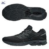 美津濃  MIZUNO 男慢跑鞋  WAVE SHADOW 2 (黑)  路跑鞋 J1GC183051【 胖媛的店 】