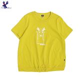 【春夏新品】American Bluedeer - 小鳥與鹿T恤(魅力價) 二色