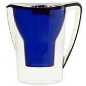 鎂離子健康濾水壺 藍
