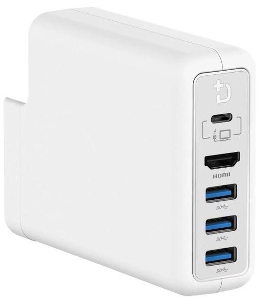 DockCase MacBook Pro 15吋 專用插座擴充轉接器 (HDMI版本)