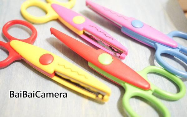 BaiBaiCamera 花邊剪刀不挑款 另售 壓花器 邊框貼 簽字筆 空白拍立得底片 mini 8 mini25