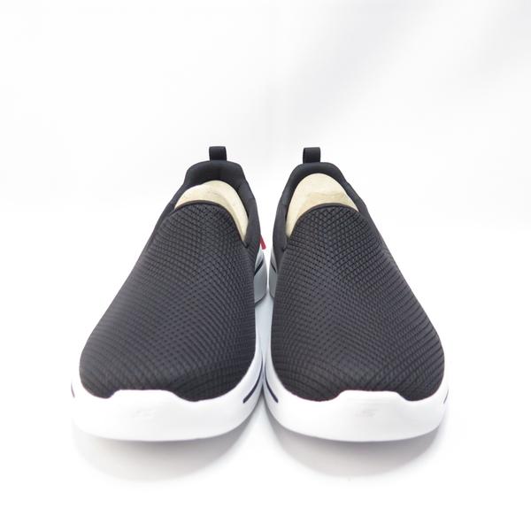 Skechers GO WALK ARCH FIT 休閒鞋 124401WBKW 女款 黑【iSport愛運動】