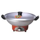 煎、煮、炒、炸樣樣行一鍋多用~永新2公升多功能料理鍋YS-300《刷卡分期+免運費》