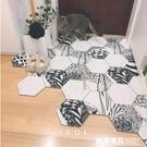 進門地墊門口門廳墊子絲圈防滑地毯可剪裁腳墊ins北歐簡約毯ATF 米希美衣