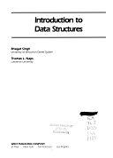 二手書博民逛書店 《Introduction to Data Structures》 R2Y ISBN:0314852999│Thomson Learning