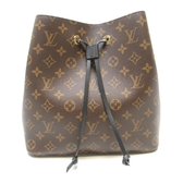 LOUIS VUITTON LV 路易威登 原花肩背包 水桶包 NeoNoe MM M44020【BRAND OFF】