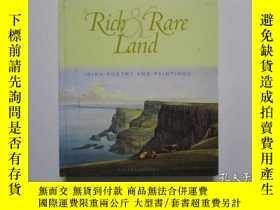 二手書博民逛書店A罕見Rich & Rare Land IRISH POETRY
