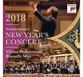 【停看聽音響唱片】【BD】2018維也納新年音樂會