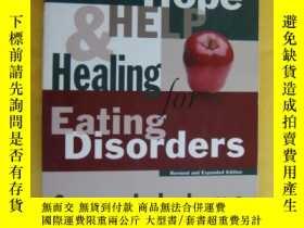 二手書博民逛書店Hope,罕見Help, and Healing for Eat