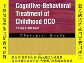 二手書博民逛書店Cognitive-behavioral罕見Treatment Of Childhood Ocd: It s On