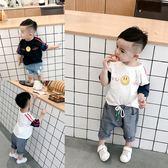 男童短袖t恤1男女寶寶2半袖3夏季4上衣5歲男孩夏裝兒童體恤純棉 奇思妙想屋