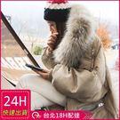 ◆ 此款有鋪羽絨棉內裡,毛領可拆 ◆ 顏色:卡其色、淺灰色 ◆ 尺寸:M、L、XL