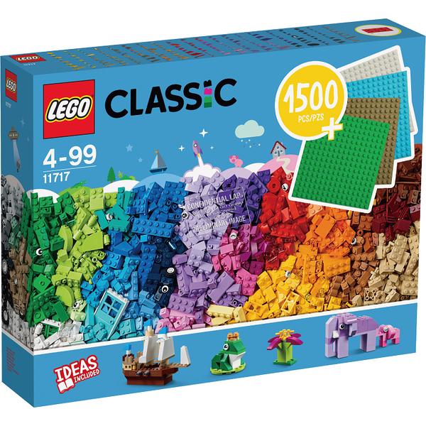 11717 樂高積木Lego Bricks Bricks Plates