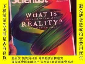 二手書博民逛書店New罕見Scientist - What is Reality?Y474086 出版2020