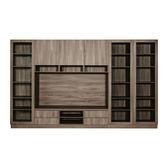 【Arkhouse】伯利恆系列-客廳電視收納專業plus展示視聽櫃 W360*H218*D50