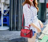 錬條包夏季潮韓版簡約新款手提包時尚百搭小包包女包迷你單肩斜背包 99免運